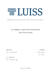 biblioteca luiss thesis